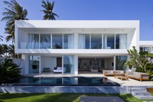 Private Beach Villas Offer Spectacular Ocean Views