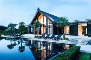 Thai-Style Villa Sarawin