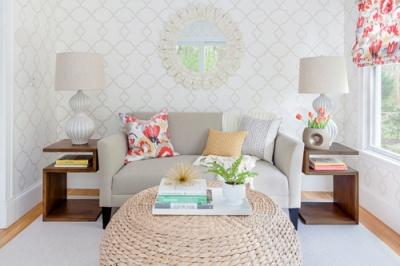 Mẹo thiết kế và bài trí phòng khách nhỏ
