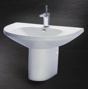 Chậu rửa CAESAR LF2270 treo tường