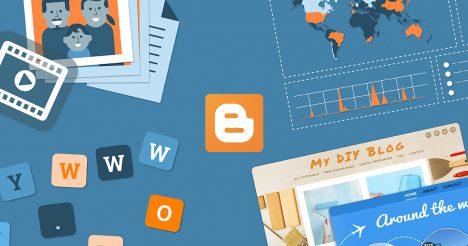 Thiết lập tên miền riêng cho blogger
