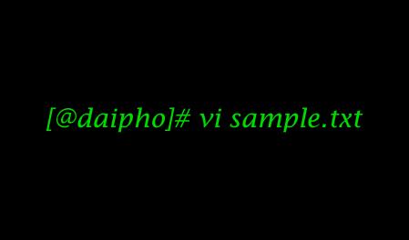 VIM: Sửa nội dung file trong môi trường dòng lệnh Linux