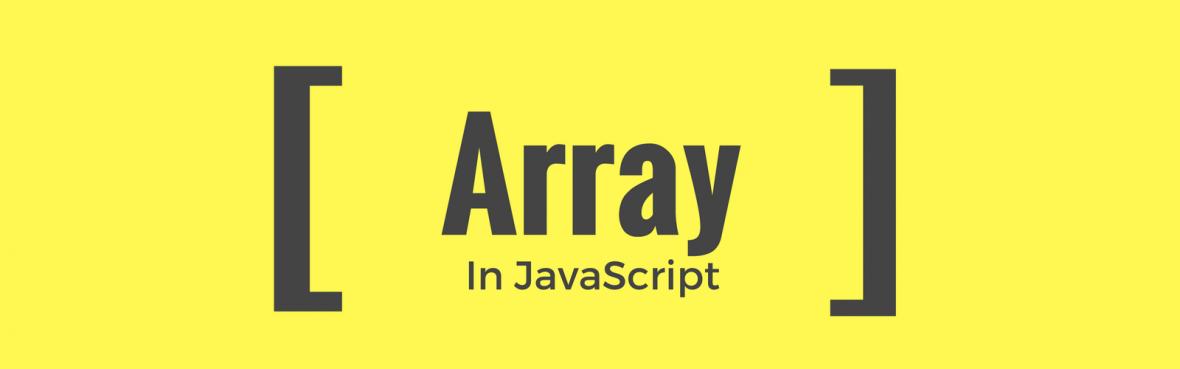 Dữ liệu kiểu mảng trong JavaScript